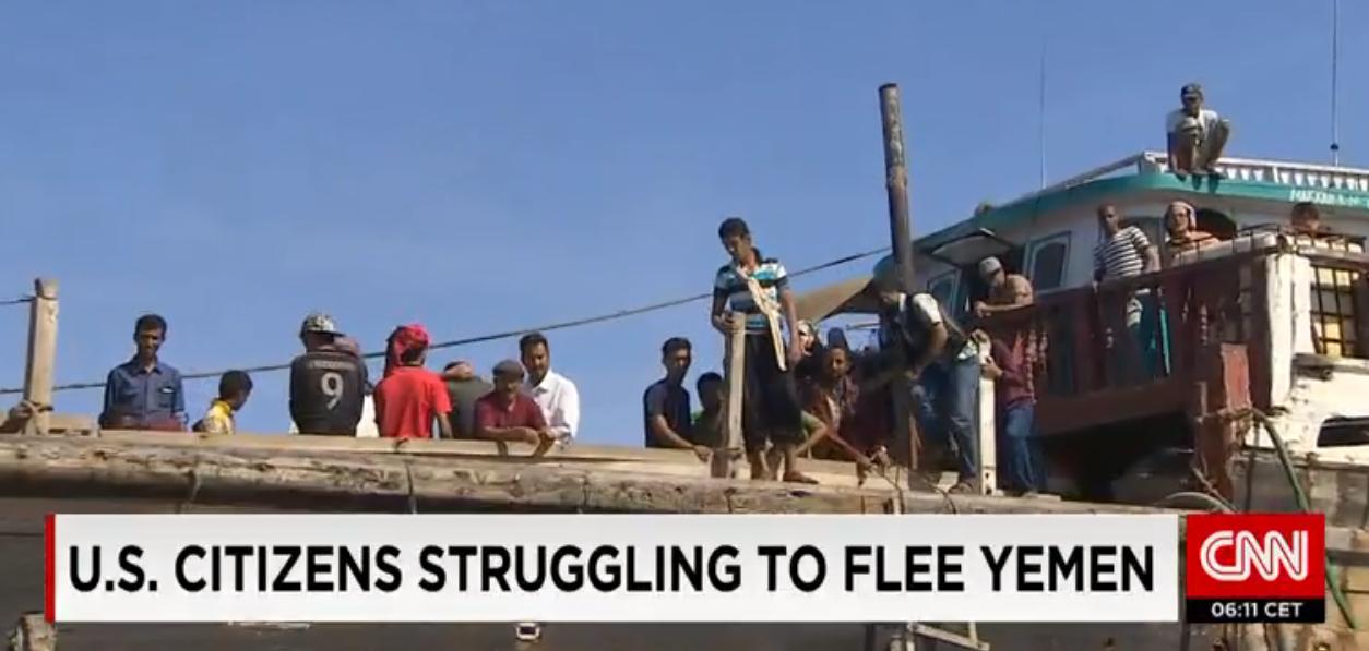 Americans in Yemen