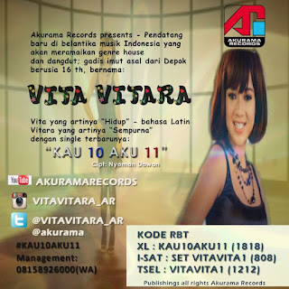 Vita Vitara - Kau 10 Aku 11