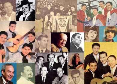 Biografías del Folklore Argentino