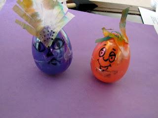 easter egg wobbleheads