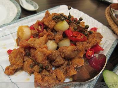 Xiao La Jiao GeLeShan Style Chicken