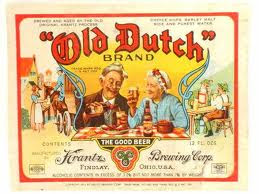 Old Dutch Beer