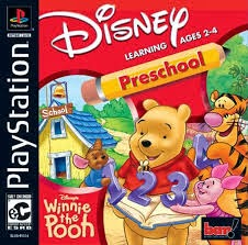 Winnie the Pooh - Preschool - PS1 - ISOs Download