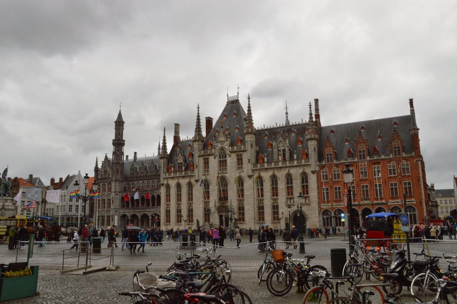 Grote Markt o piazza del mercato