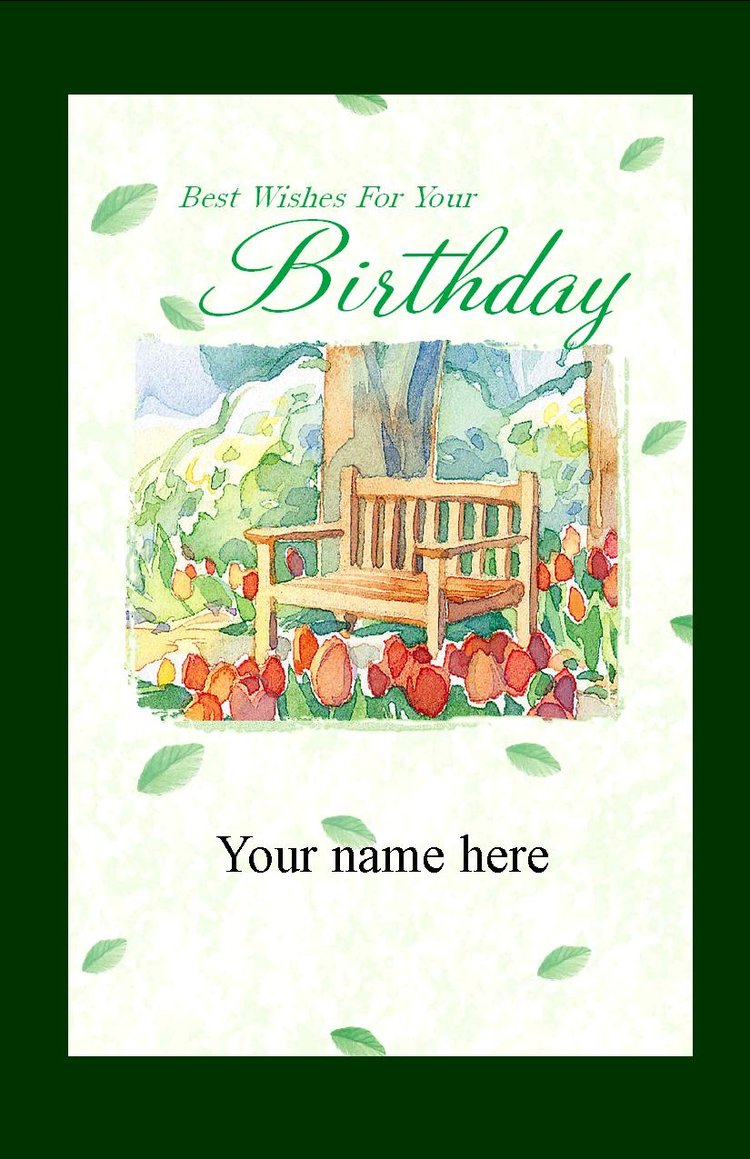 Custom Calendars Greeting Cards December 2008 – Personalized Birthday Cards Canada