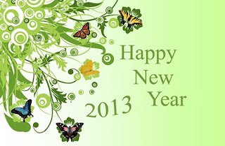 Happy New Year 2013 Eve Text