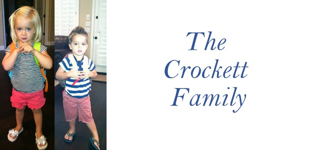 Crockett Family