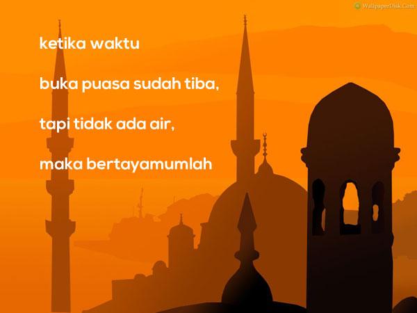 Gambar Kata Mutiara Islami versi Pepatah dan Petuah Lucu 5