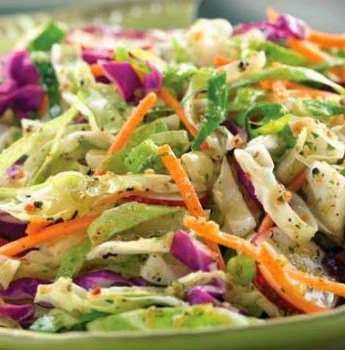 Old Fashioned Cole Slaw