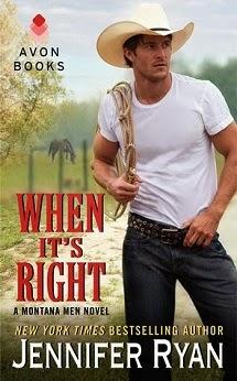 When It's Right (Montana Men #2)