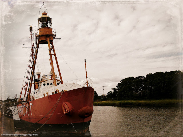 Lightship Nantucket WLV 613