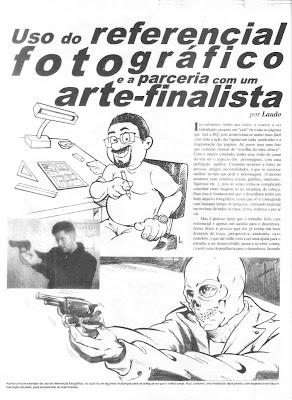 Pode-se ensinar ou aprender a fazer quadrinhos? AF1B