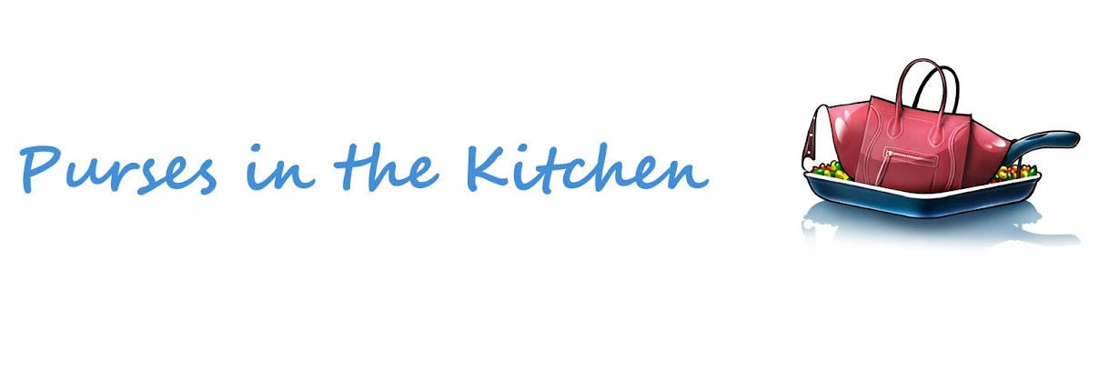 Fashion Blog - Carola Disiot - Purses in the Kitchen