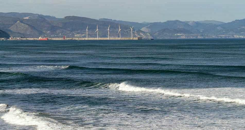 parte de olas sopelana surf