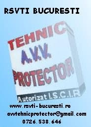 RSVTI Bucuresti — ISCIR