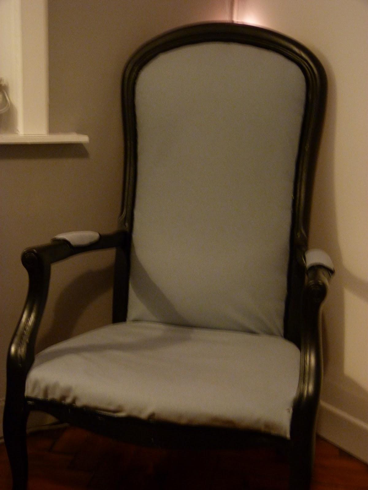 L 39 atelier de la petite souris mon fauteuil voltaire - Fauteuil en rotin le bon coin ...