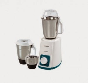 Snapdeal: Buy Havells Supermix Plus 500 Mixer Grinder(3 Jars) at Rs. 2524