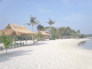 Wisata Pulau Pari hanya Rp. 275.000,- / org