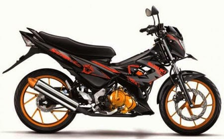 Suzuki Satria F150 Fighter One