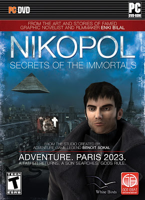 Download Nikopol: Secrets of The Immortals