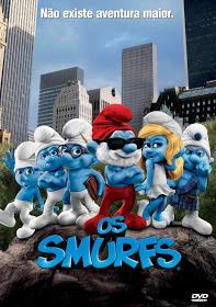 Filme Os Smurfs Dublado AVI DVDRip