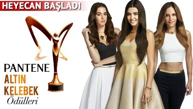 Pantene Altın Kelebek Ödülleri:)