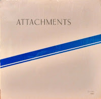 Attachments - s/t ep (1983, Art & Economix)