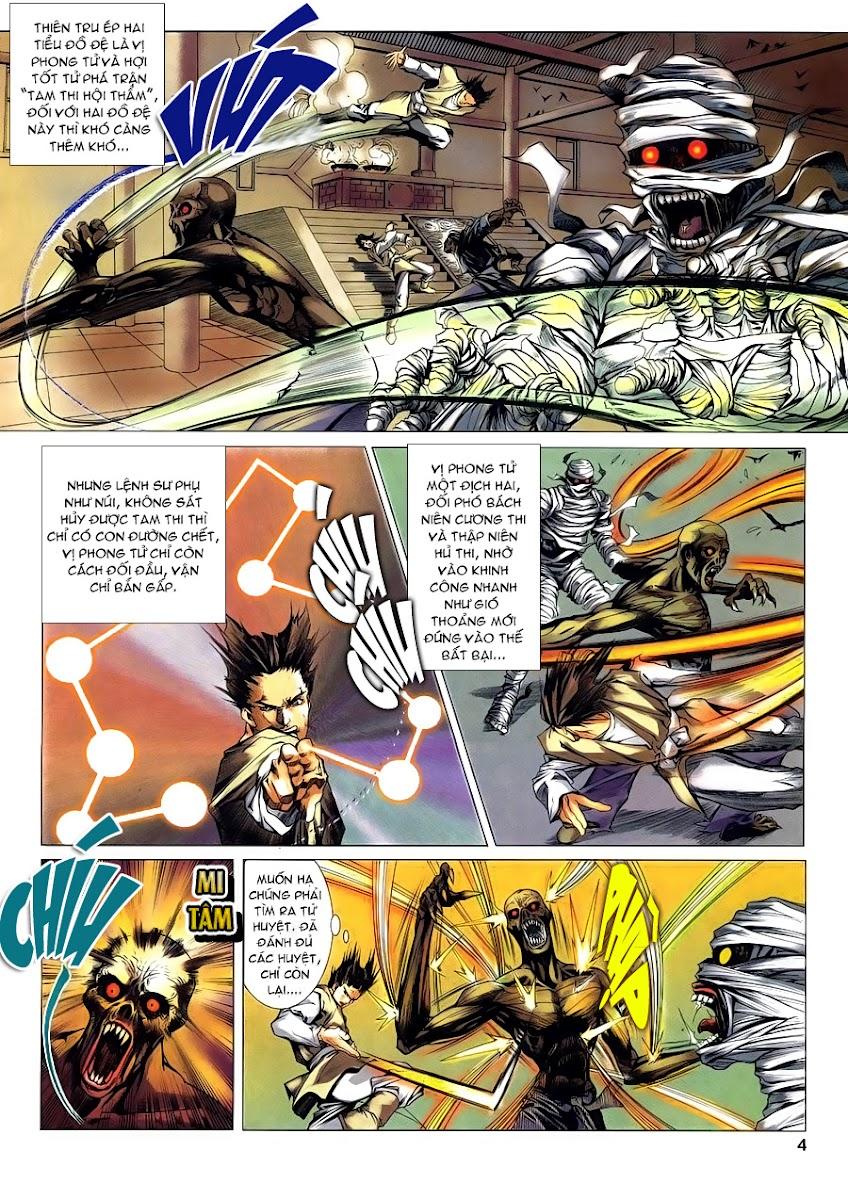 Lục Đạo Thiên Thư chap 4 - Trang 4