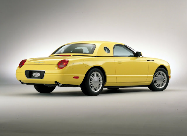 Ford Thunderbird 2002