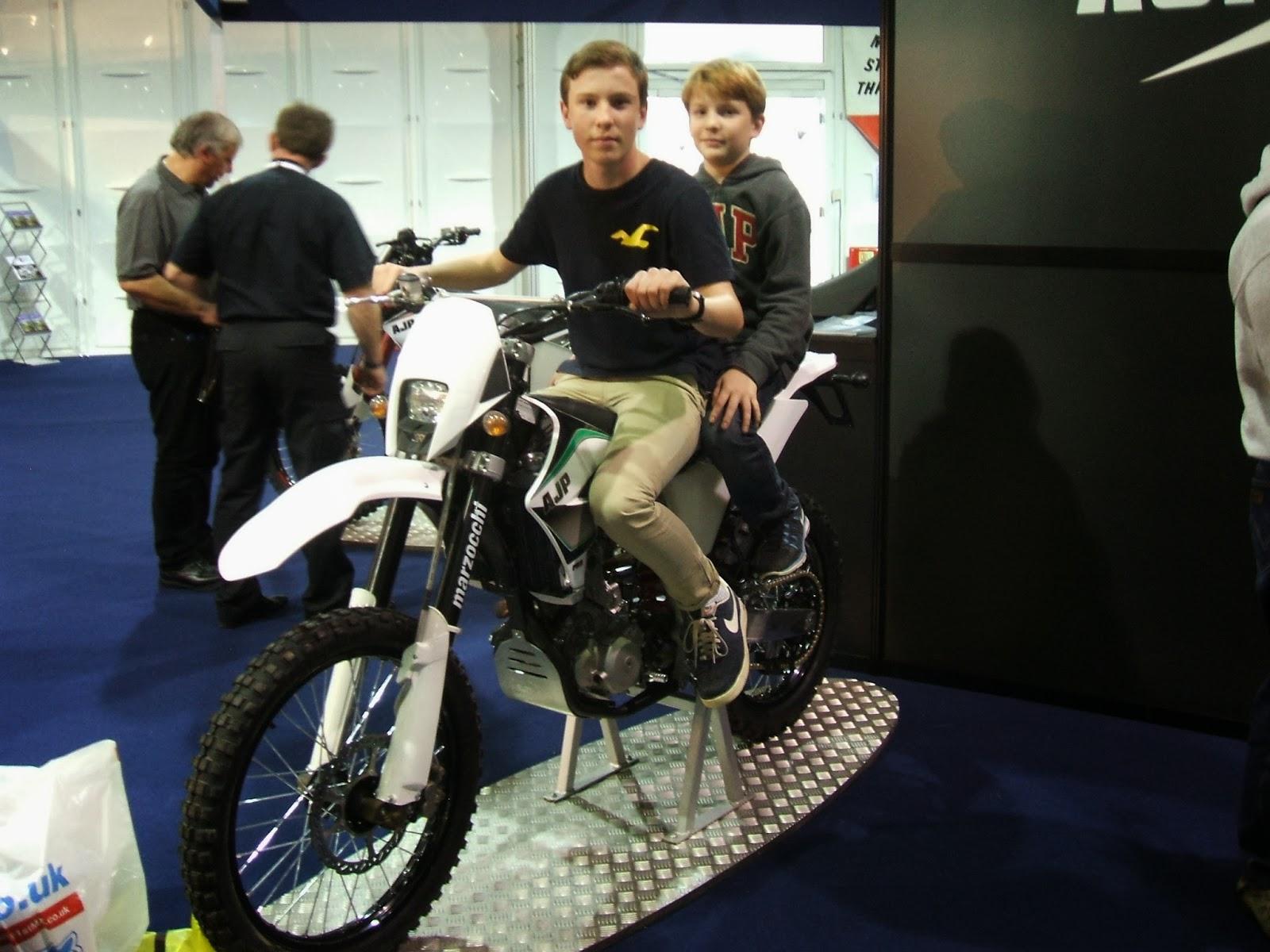 international dirt bike show 2013 the mx files
