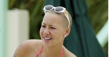 Hot Walls Pics Amber Rose Without Makeup Pictures 2013