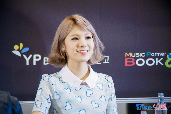 Orange Caramel Lizzy Fanmeeting