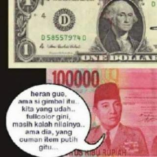 usd vs idr, usd versus idr, dollar lawan rupiah, dollar versus rupiah, rupiah melempem,