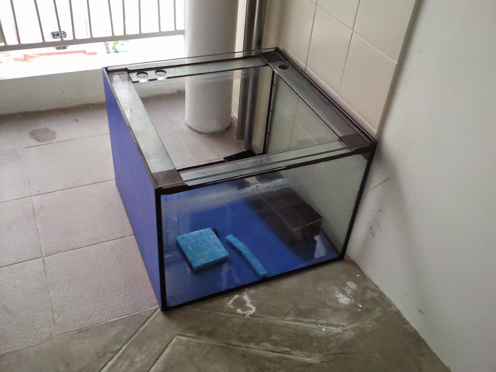 Tropical fisher man fish tanks and aquarium crs new for Square fish tank