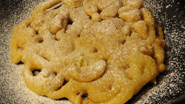 Funnel Cake Mix Recipe Bisquick