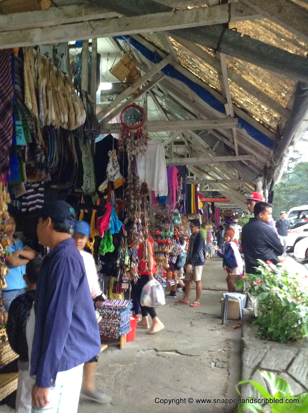 What To Do In Baguio: Visit Mines View Park and Souvenir Shops