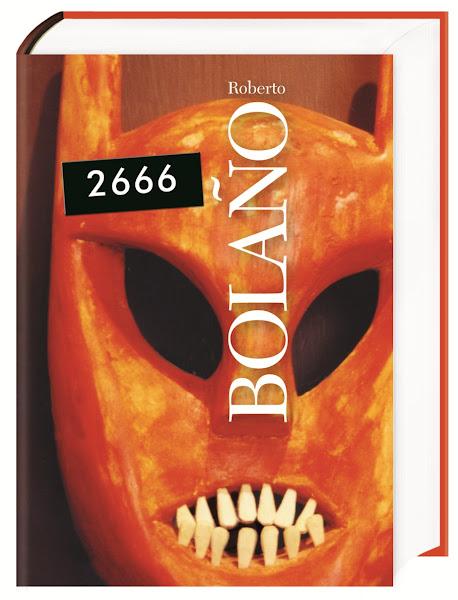 2666, novela de Roberto Bolaño - Official Website - BenjaminMadeira