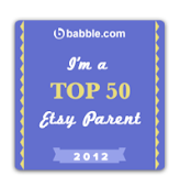 Babble's 2012 Top Etsy Parents Shops