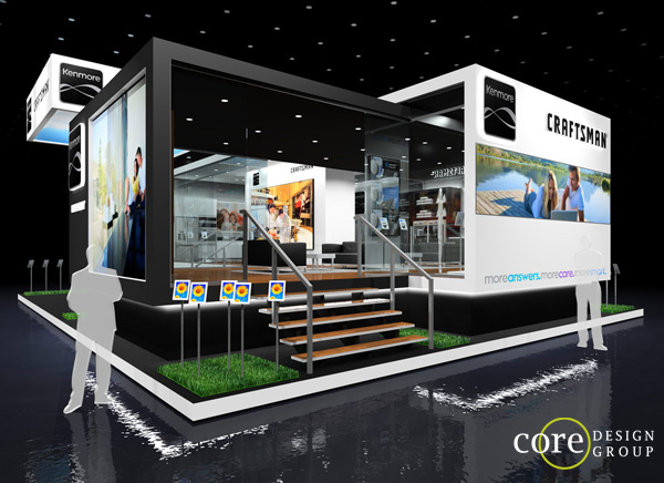 exhibition commercial design kiosk exhibition exhibition booth designs