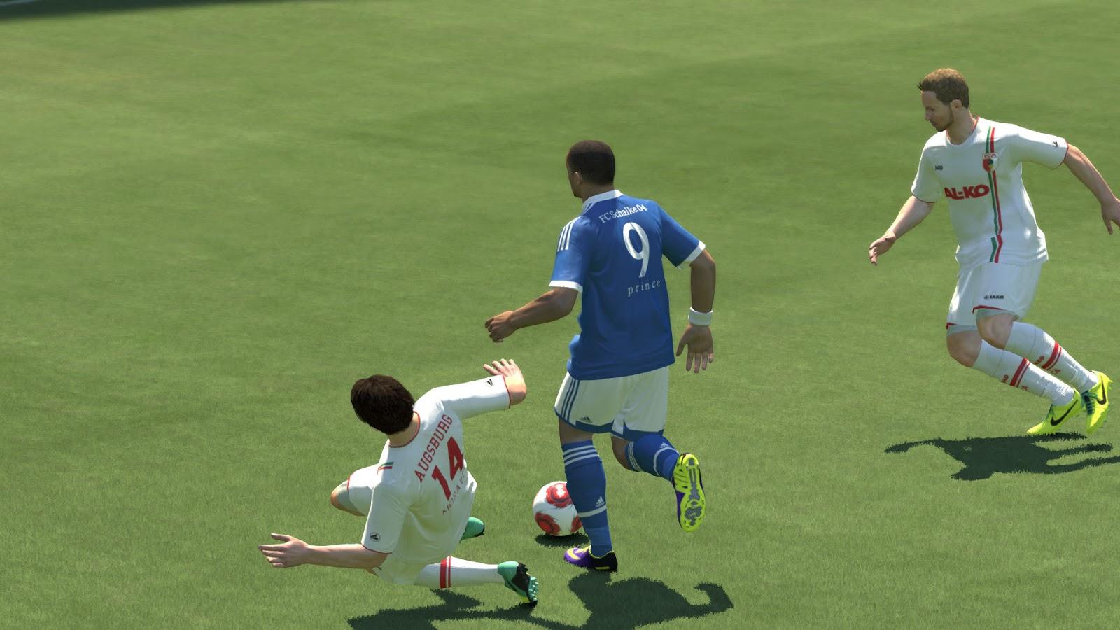 Pro Evolution Soccer 2014 Crack Serial - MEGA