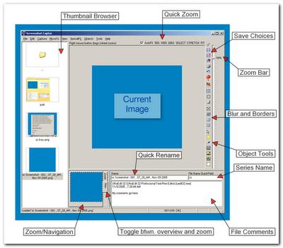 Screenshot Captor 2.95.01: Aplikasi untuk Mengambil Screenshot dengan Mudah