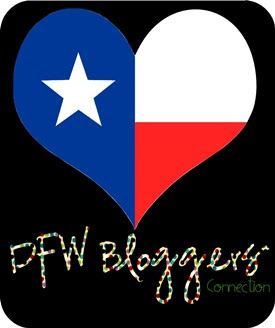 DFW Blogger Button: Click to Link Up