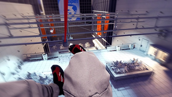 mirrors edge pc game screenshot 4 Mirrors Edge Cracked ^^nosTEAM^^