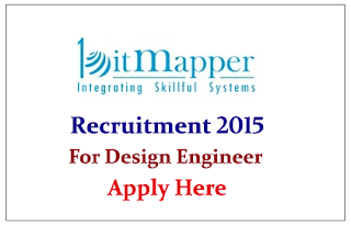 BitMapper Integration Technologies Pvt Ltd Recruitment 2015 for the post of Hardware Design Engineer