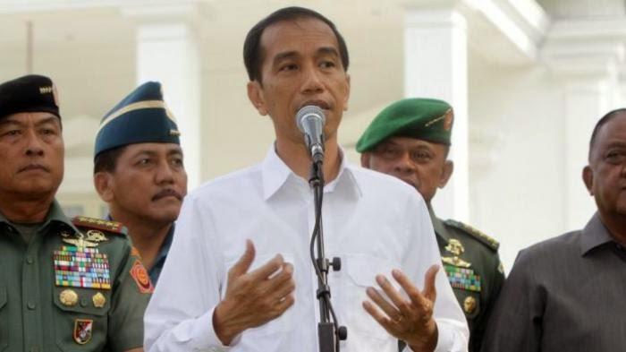 Jokowi Optimistis Ekonomi Indonesia 2015 Lebih Baik