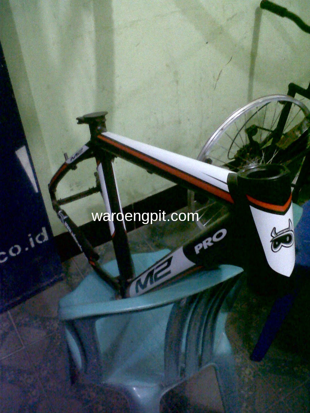 Jual Frame Wimcycle M2 Pro