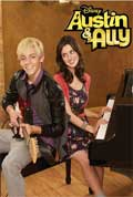 Austin and Ally S04E15 Scary Spirits and Spooky Stories