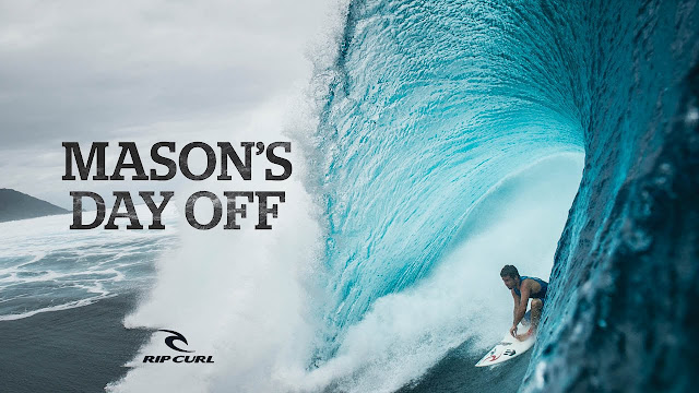 Mason Ho s Day Off Surfing is Everything
