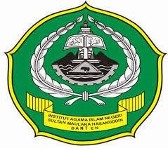 Logo IAIN Sultan Maulana Hasanuddin