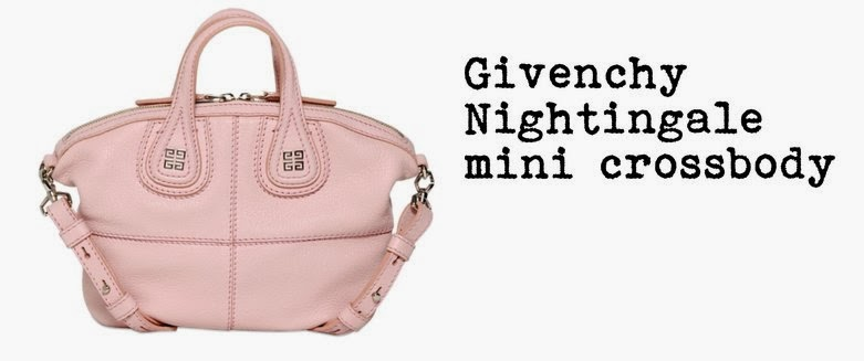 Givenchy Nightingale mini in baby pink, fashion and cookies, fashion blog